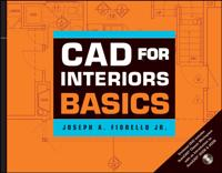 CAD for Interiors Basics [With DVD]