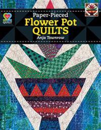 Paperpieced Flower Pot Quilts