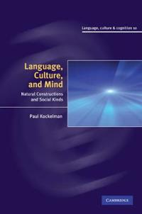 Language, Culture, and Mind