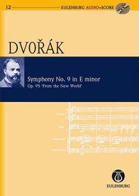 "Symphony No. 9 in E Minor Op. 95 B 178 ""From the New World"""