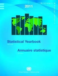 Statistical Yearbook 2011 / Annuaire statistique 2011