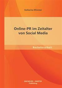 Online PR Im Zeitalter Von Social Media