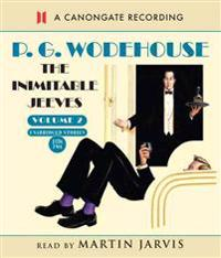 The Inimitable Jeeves (Volume 2) 3xCD