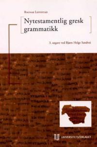 Nytestamentlig gresk grammatikk