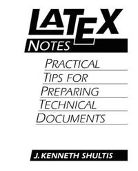 Latex Notes