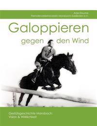Galoppieren Gegen Den Wind