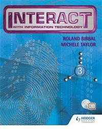 Interact with IT Book 3 - Michele Taylor - böcker (9781405870092)     Bokhandel