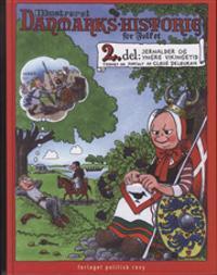 Illustreret Danmarks-historie for folket-Jernalder og yngre vikingetid