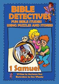 1 Samuel: Fun Bible Studies Using Puzzles and Stories