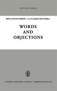 Words and Objections
