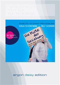 Die Kiste der Beziehung (DAISY Edition)