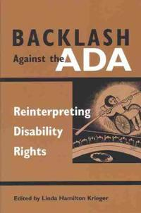 Backlash Against the ADA