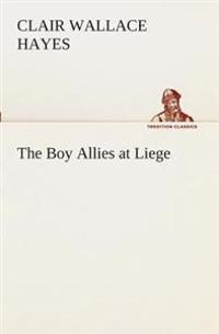 The Boy Allies at Liege