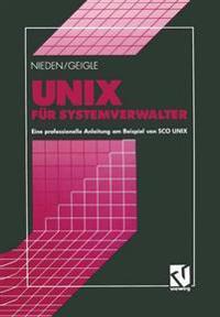 Unix Für Systemverwalter
