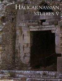 Halicarnassian Studies