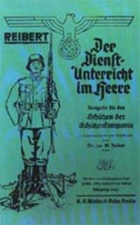 Reibert. Der Dienstunterricht Im Heere Army Service Training