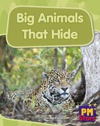 Big Animals That Hide