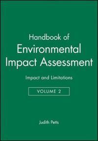 Handbook of Environmental Impact Assessment