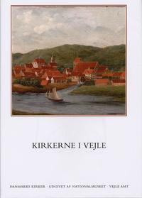 Danmarks kirker-Vejle Amt-Kirkerne i Vejle