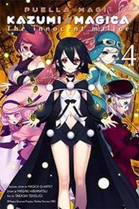 Puella Magi Kazumi Magica 4