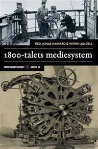 1800-talets mediesystem