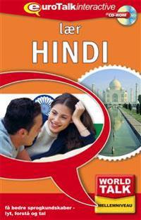 World talk. Hindi