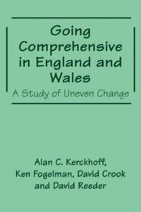 Going Comprehensive in England and Wales