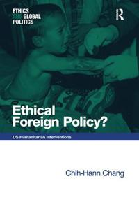 Ethical Foreign Policy?