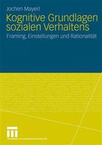 Kognitive Grundlagen Sozialen Verhaltens