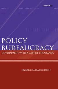 Policy Bureaucracy