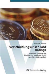 Verschuldungskrisen Und Ratings