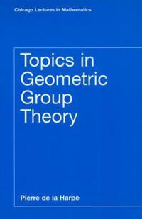 Topics in Geometric Group Theory