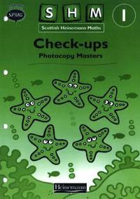 Scottish Heinemann Maths 1, Check-up Workbook Pcms