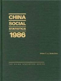 China Social Statistics, 1986