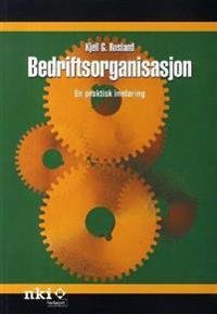 Bedriftsorganisasjon