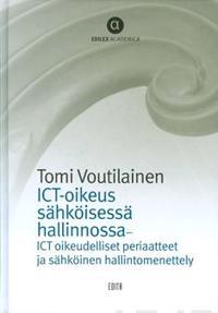 ICT-oikeus sähköisessä hallinnossa