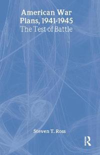 American War Plans 1941-1945