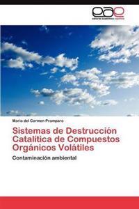 Sistemas de Destruccion Catalitica de Compuestos Organicos Volatiles