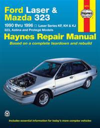 Ford Laser and Mazda 323 Australian Automotive Repair Manual