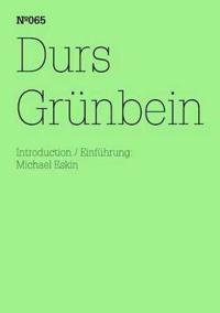 Durs Grunbein
