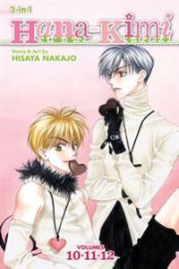 Hana-Kimi 3-In-1, Volume 4