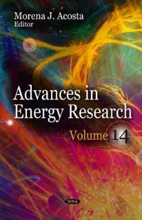 Advances in energy research - volume 14