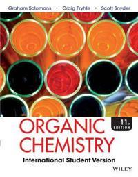 Organic Chemistry, 11th Edition International Student Version