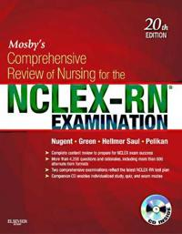 Mosbys comprehensive review of nursing for the nclex-rnÏ¿½ examination