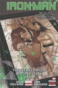 Iron Man Volume 3: The Secret Origin Of Tony Stark Book 2 (marvel Now)