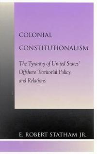 Colonial Constitutionalism