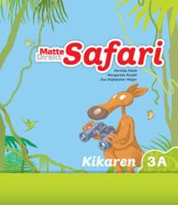 Matte Direkt Safari Kikaren 3A - Pernilla Falck  Margareta Picetti  Siw Elofsdotter Meijer - böcker (9789152307649)     Bokhandel