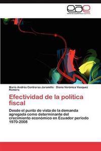 Efectividad de La Politica Fiscal