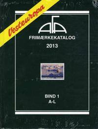 AFA Vesteuropa frimærkekatalog-A-L