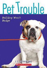 Bulldog Won't Budge